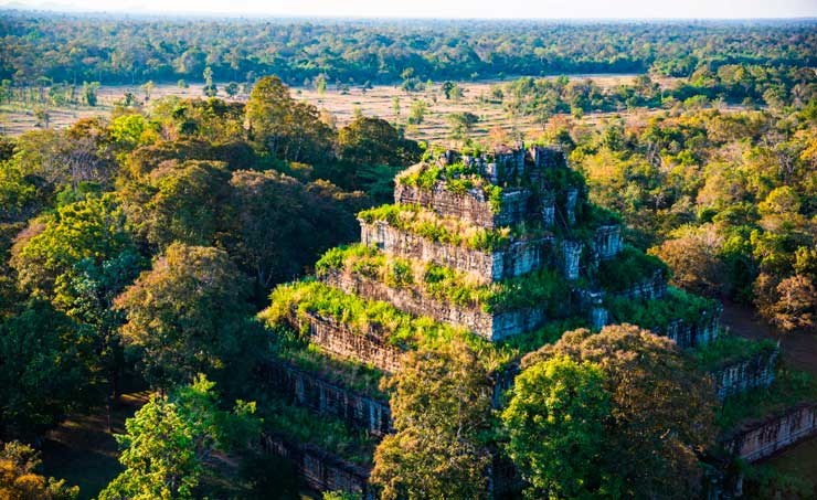 Koh Ker, la otra capital